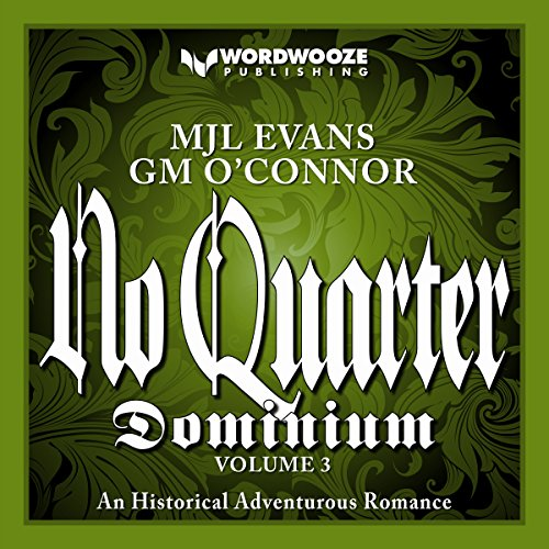 No Quarter: Dominium, Volume 3 audiobook cover art