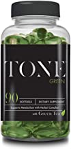 Complete Nutrition Tone Green* Supports Metabolism with Herbal Complex (90 Capsules)