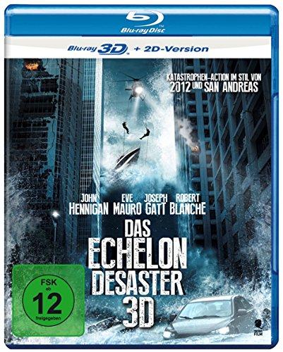 Das Echelon-Desaster [3D Blu-ray + 2D Version]