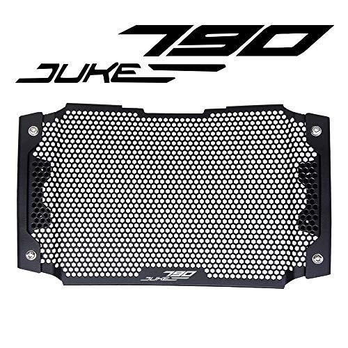 790 Duke Motorrad Kühlerschutzgitter Schutzgitter Kühlergitter Wasserkühler für KTM DUKE790 Duke 790 2018 2019
