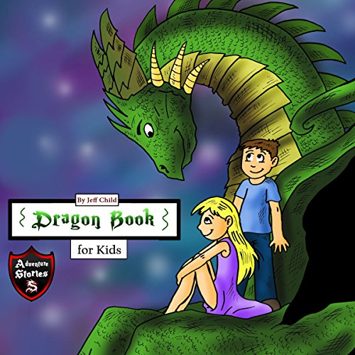 Dragon Book for Kids audiobook cover art