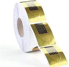 Demiawaking 100 Moduli del Chiodo per l'estensione della Nail Art in Gel UV Acrilico