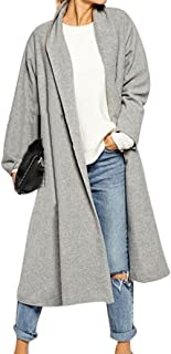 Gillberry Women's Jacket Women's Trench Coat Long Cloak Jackets