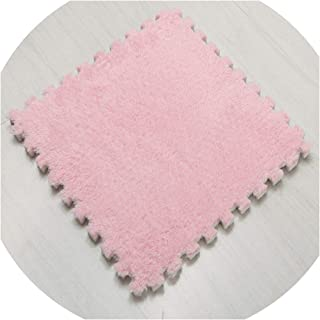 SEE YOU! 6/12/15/18/25Pcs Soft Eva Foam Puzzle Play Mat Interlock Floor Tiles Exercise Fur Mat 30X30Cm