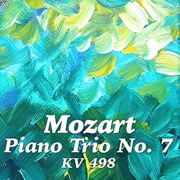 Mozart Piano Trio No. 7, KV 498