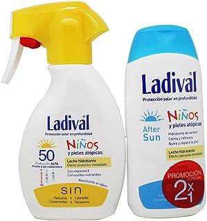 LADIVAL - DUPLO LADIVAL NIÃ'OS50SPY+AFTER
