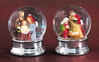 nativity snow globe craft