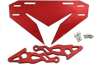 Suchergebnis Auf Für Motorrad Kennzeichenhalter Weisser Berg Kennzeichenhalter Rahmen Anbaute Auto Motorrad