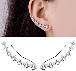 Best crystal earring cuff Reviews