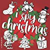 I Spy Christmas Book for Kids Ages 2-5: Stocking Filler Gift For Toddlers | Eve Box Guessing Game full of Pictures to Find