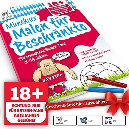 Bayern München Fanartikel ist jetzt Münchner Malbuch für Beschränkte by Ligakakao.de