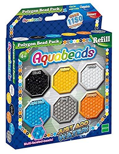 Aquabeads Polygon Refill Perlen