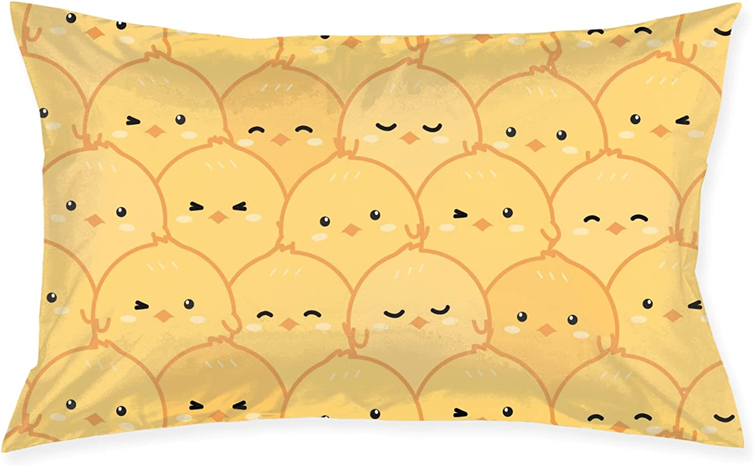 Little Yellow Chicken Pillows Pi Sleeping Pillowcase Max 56% OFF Bed Ranking TOP17