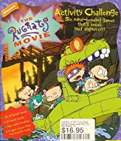 THE RUGRATS MOVIE ACTIVITY CHALLENGE [並行輸入品]