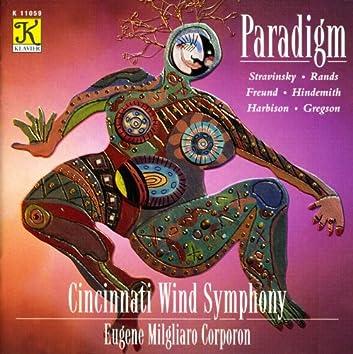Cincinnati Wind Symphony: Paradigm