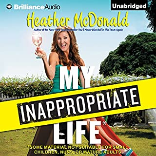 My Inappropriate Life cover art