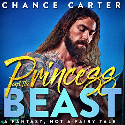 Princess and the Beast audiobook cover art