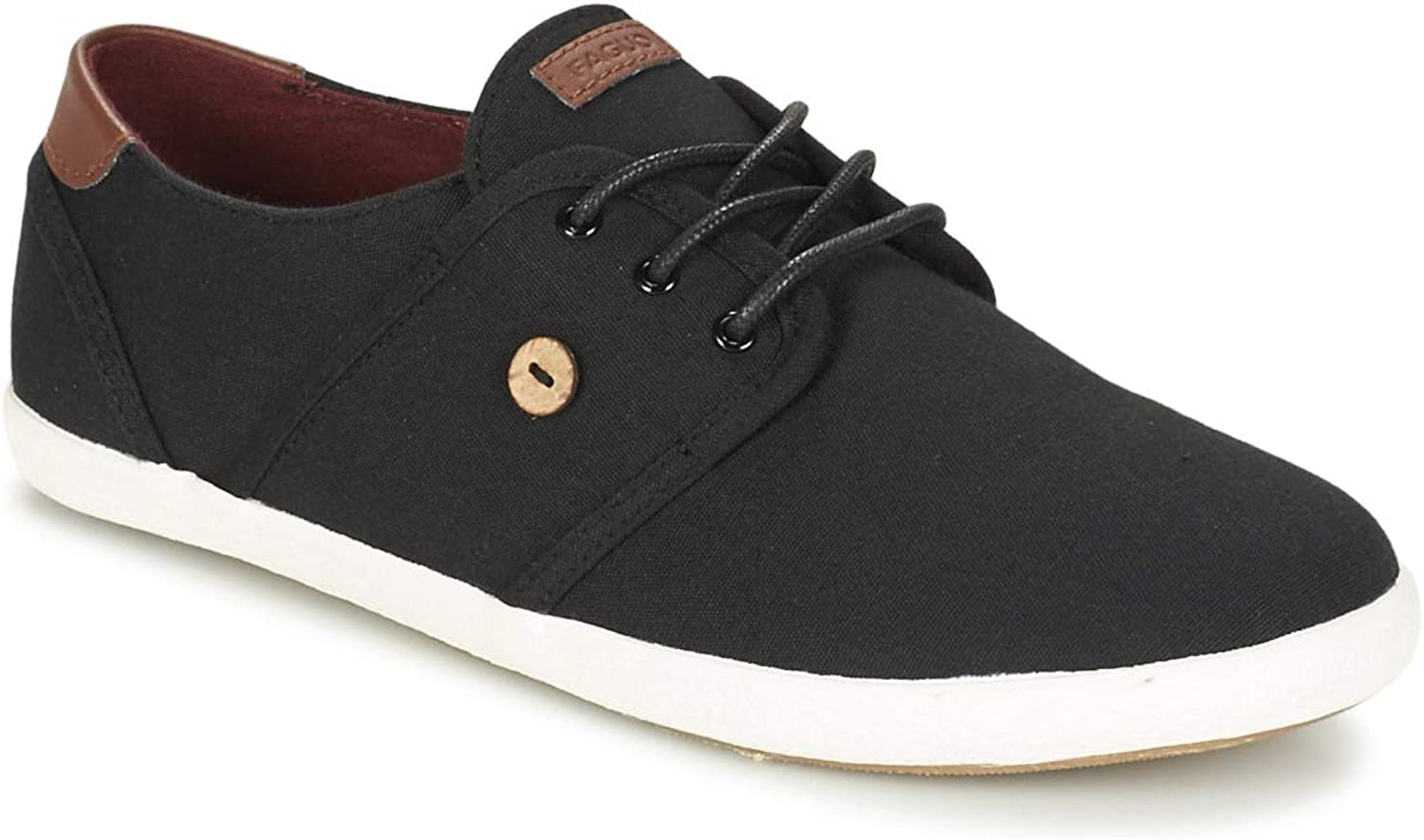 Faguo Cypress Trainers Men Black Low top Trainers