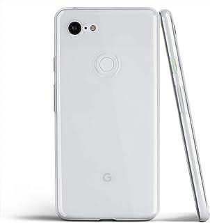 كوفر شفاف سيليكون من ارمور لموبايل Google pixel 3 xl