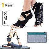 Amazon.com : YogaPaws Elite Padded Yoga Gloves and Socks Set ...