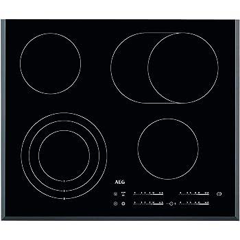 Zweikreis Konventionell Touch Control Neff TBD1676N T16BD76N0 Autarkes Kochfeld 60cm