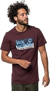 Jack Wolfskin Mens 2019 Logo T-Shirt