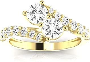 discount three stone diamond rings