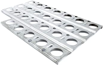 Music City Metals 92561 Stainless Steel Heat Plate Replacement for Gas Grill Model Dynasty DBQ30F