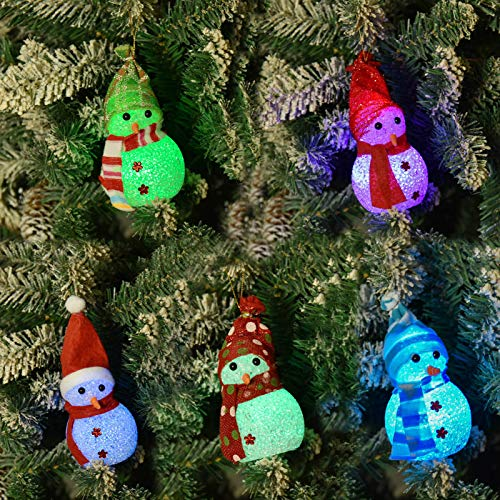 Fashlits Christmas Snowman Decor...
