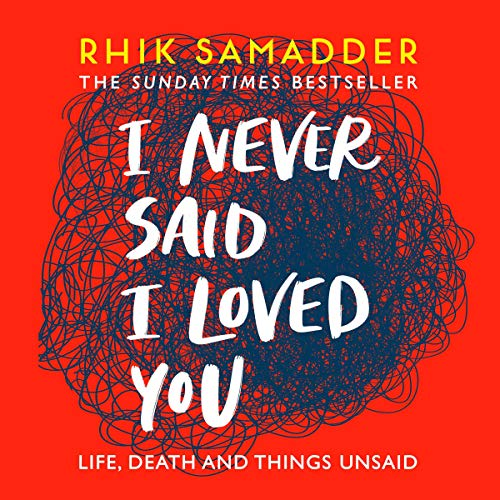 Couverture de I Never Said I Loved You
