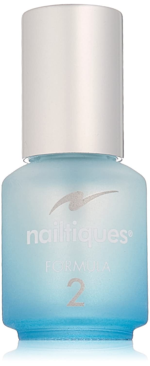 Nailtiques Nail Louisville-Jefferson County Mall Protein Formula # 2 Under blast sales Oz of Fl. Pack 0.25 1
