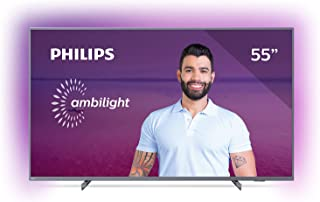 """Smart TV Philips 55PUG6794/78 55"""" 4K UHD AMBILIGHT 3 lados HDR10+ Dolby Vision Dolby Atmos Bluetooth Wifi 3 HDMI 2 USB - P..."""