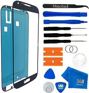 MMOBIEL Kit de Reemplazo de Pantalla Táctil Compatible con Samsung Galaxy A3 SM A300 (2015) (Negro) Inc Kit Herramientas