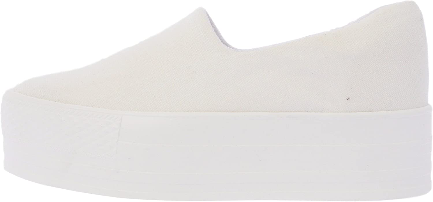 Maxstar C03 50 Synthetic Cotton Platform Slip on Sneakers