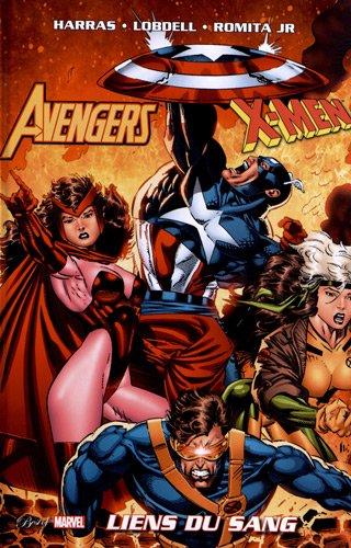 AVENGERS / X-MEN : LES LIENS DU SANG
