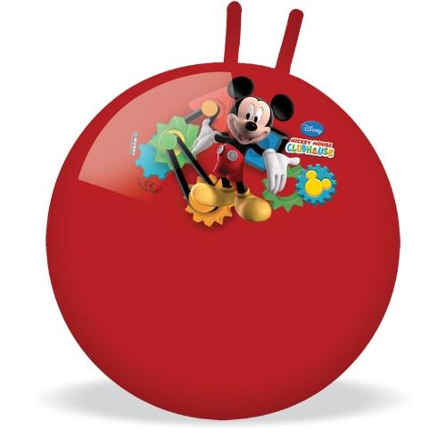 Mondo Mickey Mouse Club House - Pelota para saltar, 50 cm