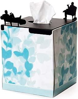 Artori Design Tissue Box Holder - Psychologist Gifts - in HIS Treatment