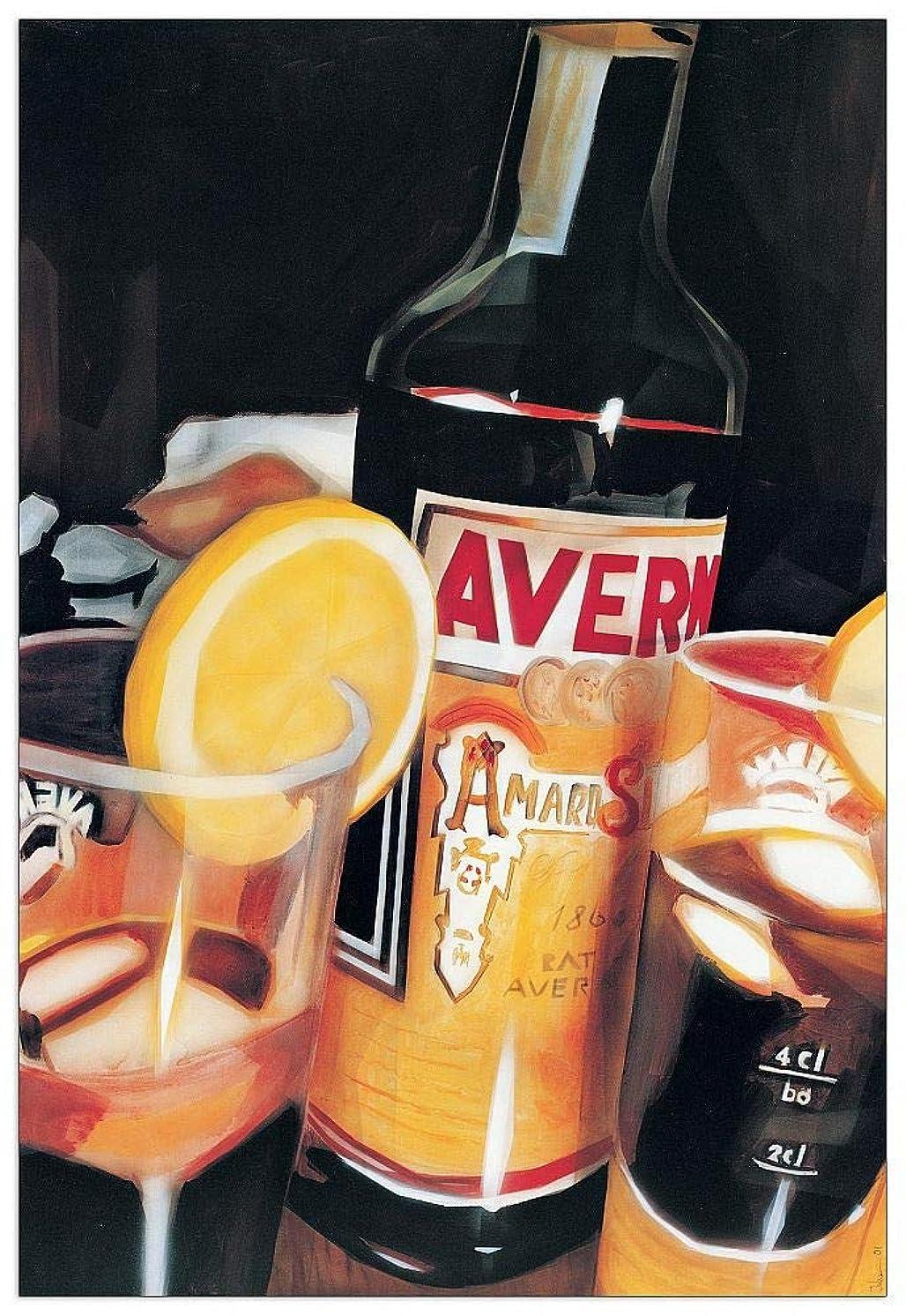Artopweb TW20348 Decorative Panel 16.5x24.5 Inch Multicolored