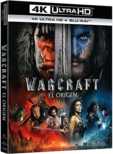 Warcraft (4K Ultra HD) [Blu-ray]