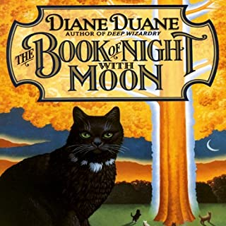 The Book of the Night with Moon cover art