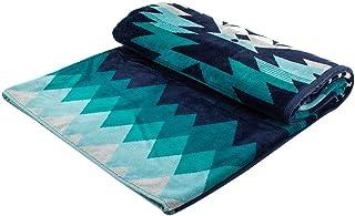 [ ペンドルトン ] Pendleton タオルブランケット オーバーサイズ ジャガード タオル XB233 55135 パパゴパークターコイズ Oversized Jacquard Towels PAPAGO PARK TURQUOISE 大...
