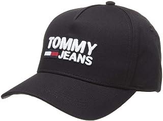 تومي هيلفغر قبعة شمس للرجال ، مقاس واحد ، اسود
