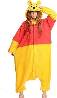 Hallowitch Tigger Piglet Winnie Group Onesie Costume Men Women