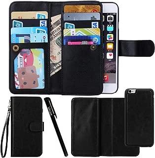 Best iphone 6 plus wallet case wristlet Reviews