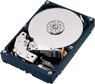 """TOSHIBA 東芝 3.5"""" 内蔵HDD 4TB 7,200rpm SATA 24x7 RVセンサー搭載 NASに最適ハードディスク3年保証 国内サポート対応 MN04ACA400"""