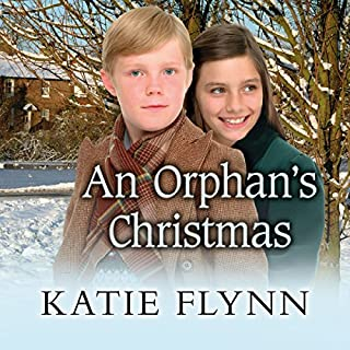 An Orphan's Christmas audiobook cover art
