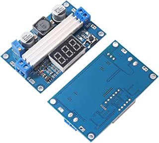 LTC1871 Boost Power Module High Power DC-DC 100W Adjustable Output 3.5-35v Step up Power Supply Converter Module Board wit...
