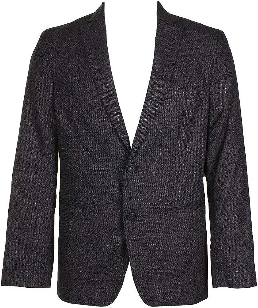 New York Mall Alfani Mens Textured Two Jacket Blazer Button Many popular brands