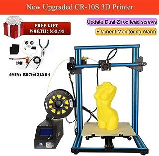 HITSAN DIY 3D Printer Dual Z-axis Upgrade Kit for Creality CR-10 One