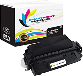 Smart Print Supplies Compatible 96A C4096A MICR Black Toner Cartridge Replacement for HP Laserjet 2100 2200 Series Printers (5,000 Pages) - 2 Pack